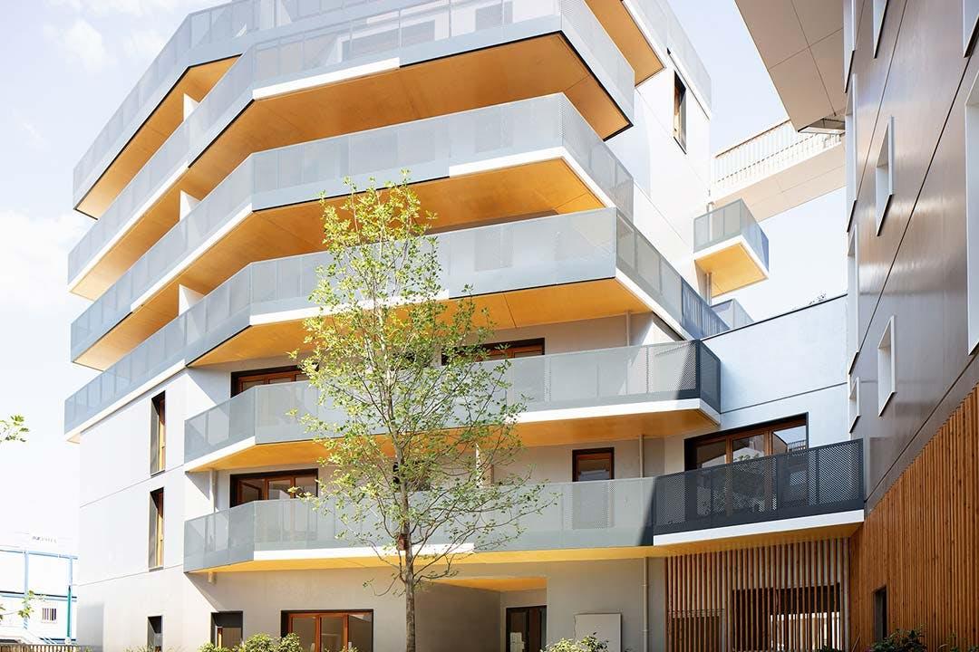 Le programme immobilier neuf Les Allées Maria Casarès à Gennevilliers
