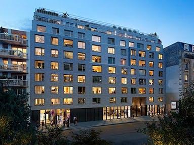 Rue Petit à Paris 19 : résidence de nuit VIGNETTE