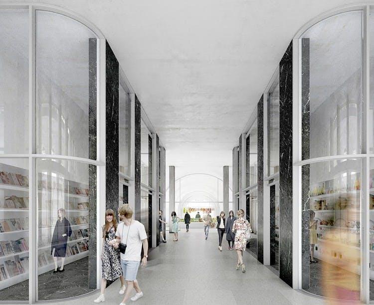 Programme immobilier Rue Agrippa d'Aubigné à Paris 4 : boutiques