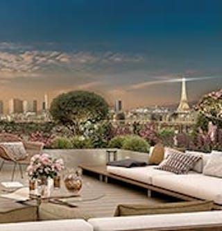 Ateliers Vaugirard chapitre 1 à Paris 15 : terrasse VIGNETTE
