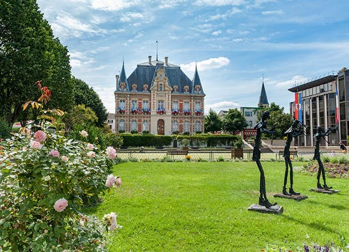 Parc de la Mairie de Rueil-Malmaison
