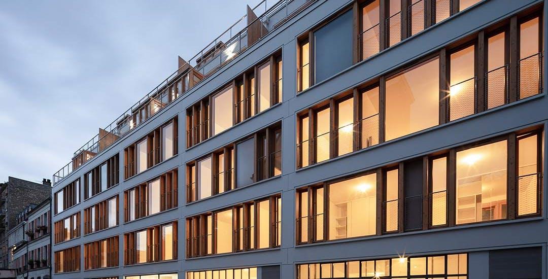 Le programme immobilier neuf 9 Charrière à Paris 11