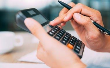 Calculette / calculatrice Istock