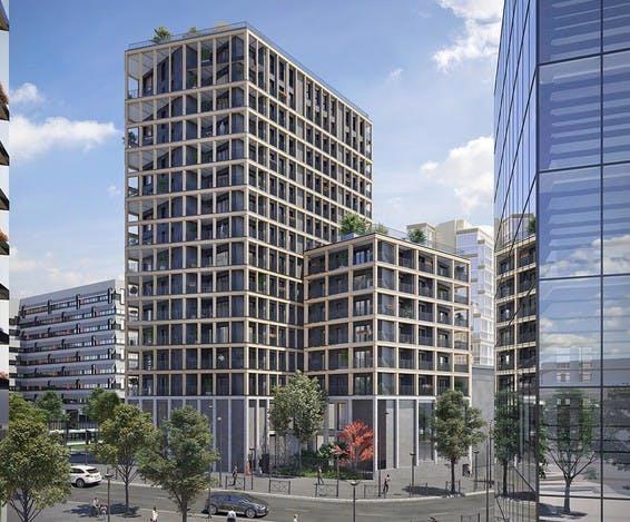 Programmes immobiliers neufs dans le Grand Paris