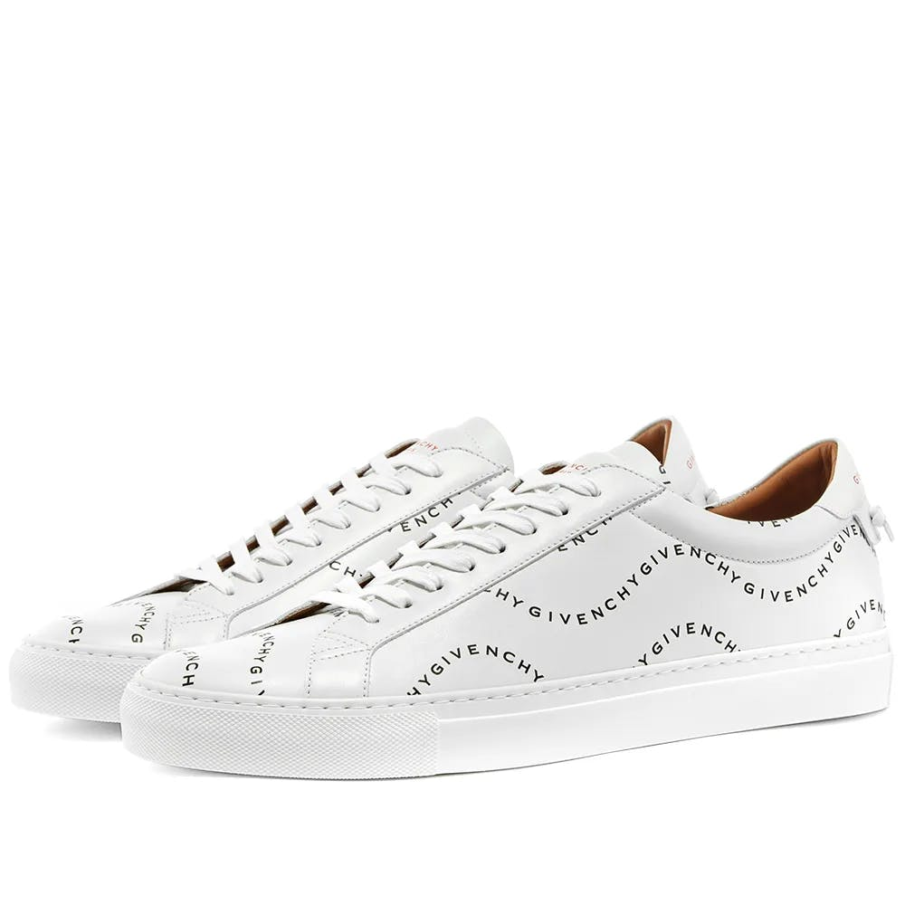 Givenchy Urban Street Low Wave Logo Sneaker