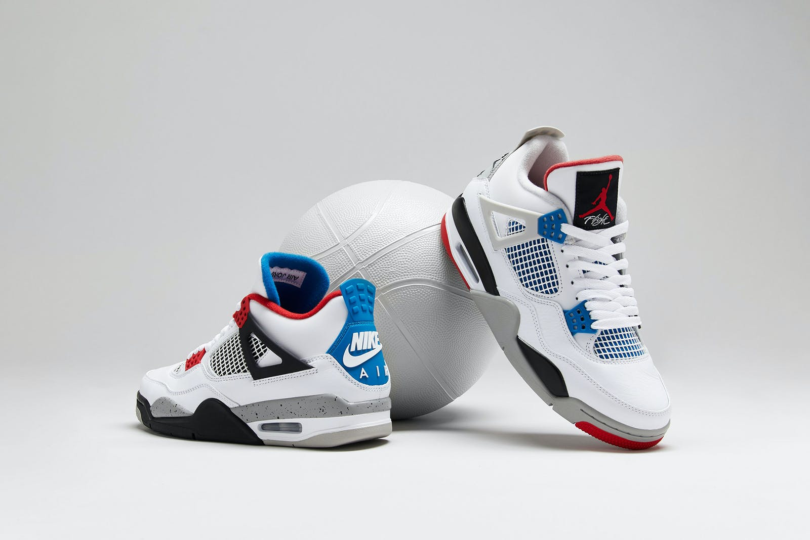 Nike Air Jordan 4 'What The 4?' - CI1184-146