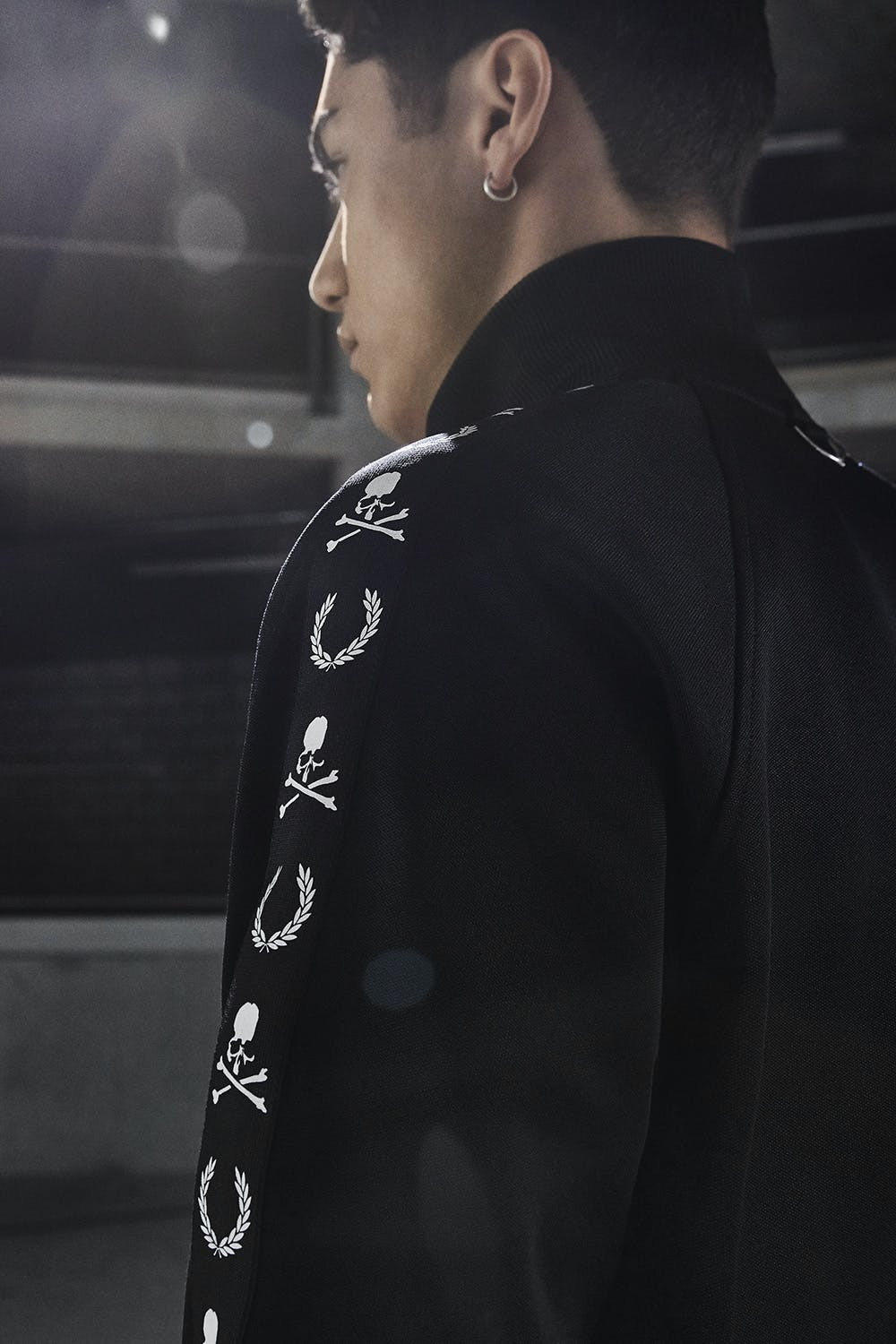 END. x MASTERMIND x Fred Perry Capsule