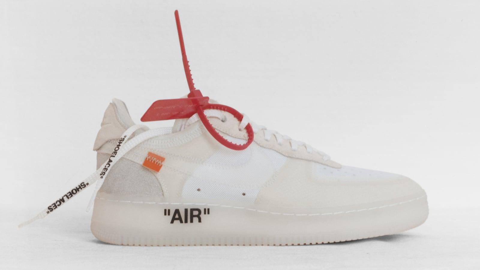 Nike Air Force 1 Low x Virgil Abloh