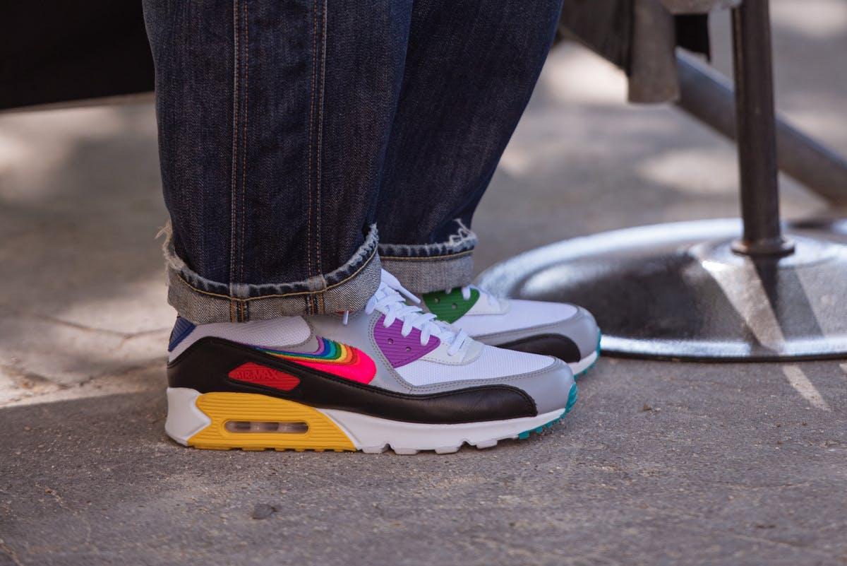 Paris Fashion Week SS20 Sneaker Style