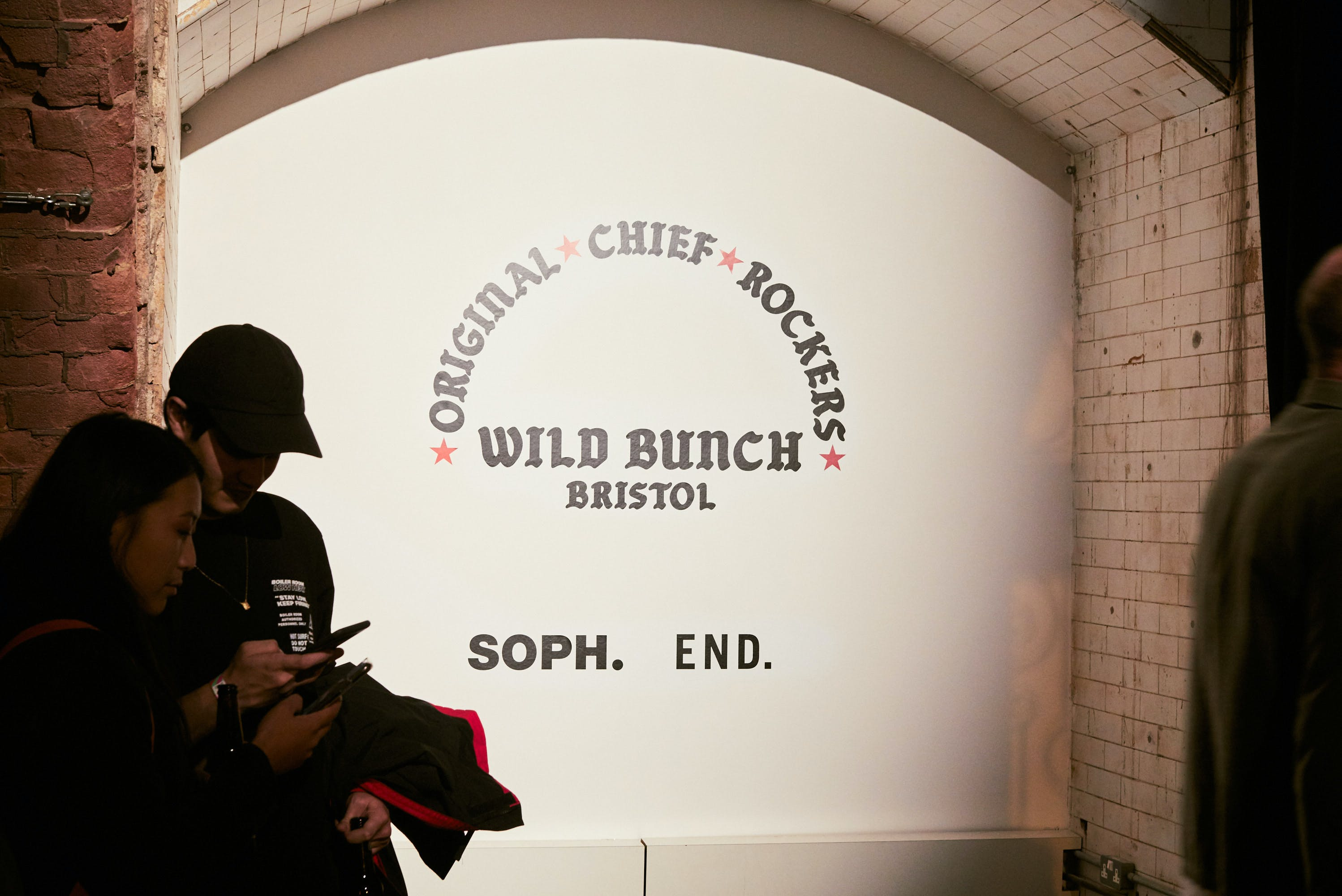 SOPH. x Wild Bunch launch party at Kachette in partnership with END.