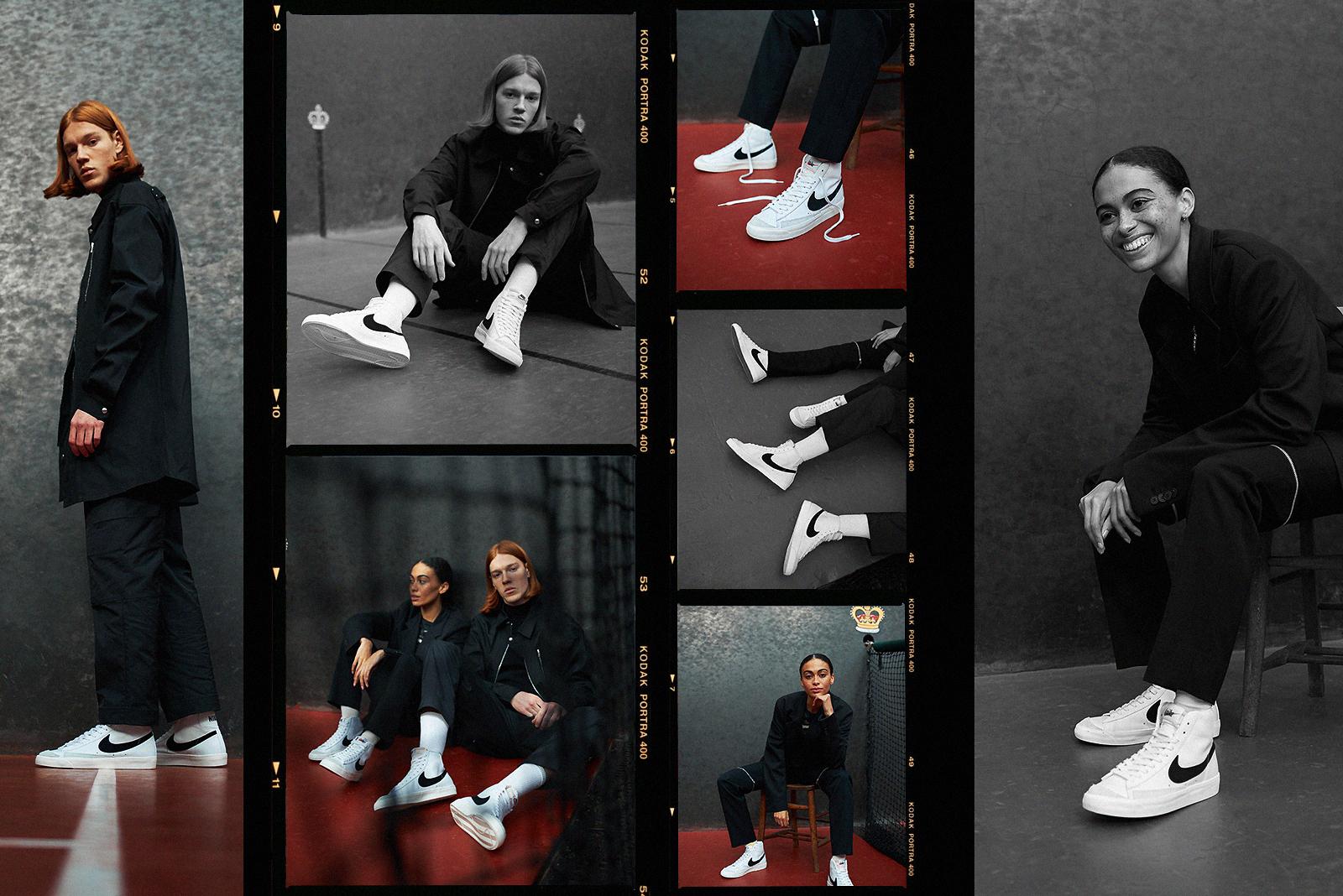 Nike Blazer Mid x Virgil Abloh