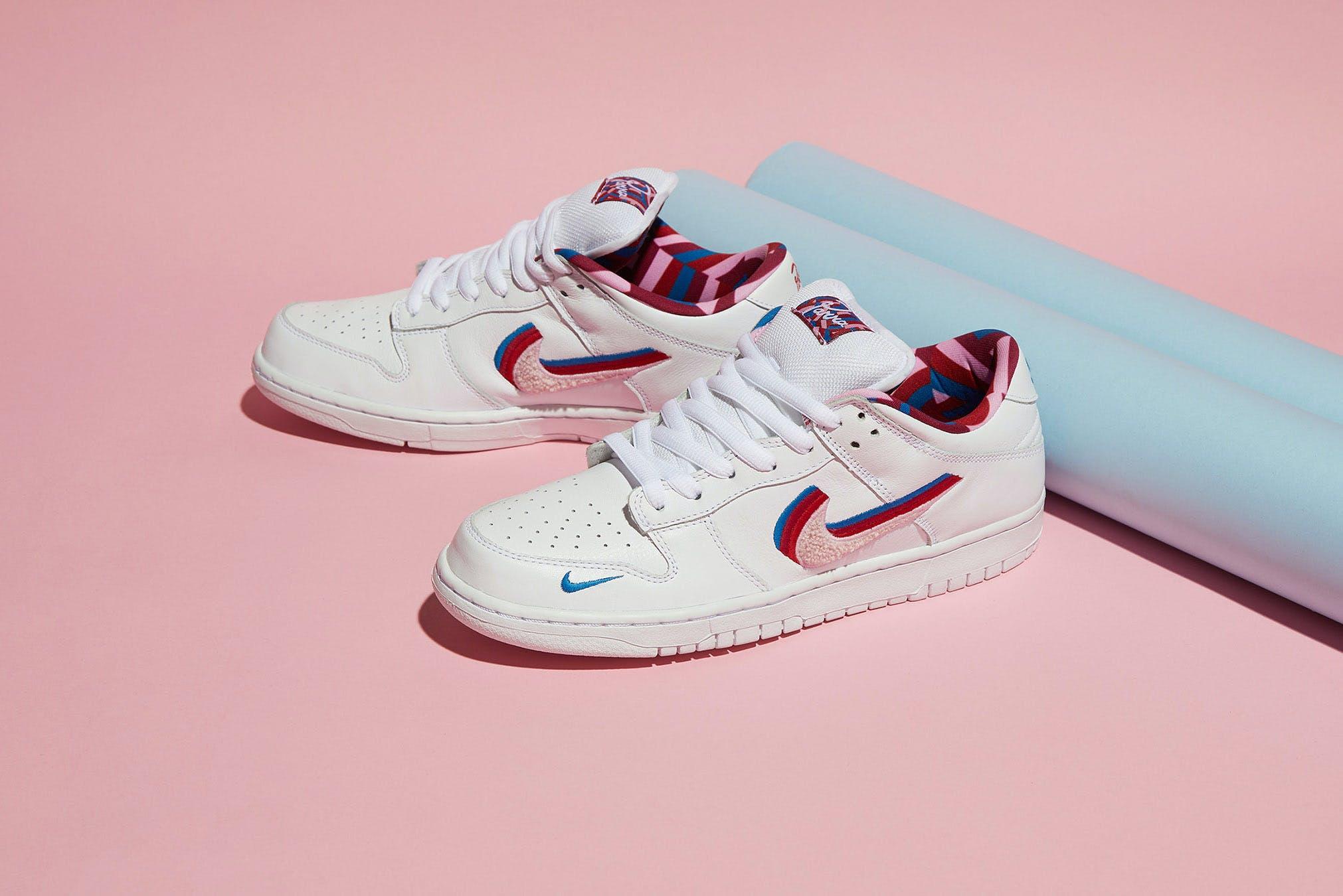 Nike x Parra SB Dunk Low OG - CN4504-100