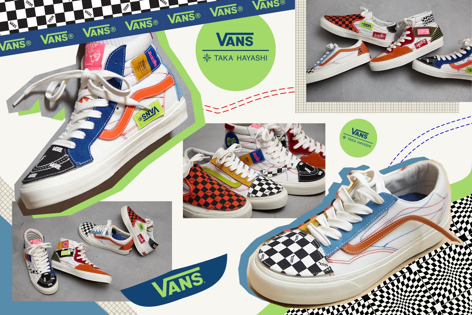 DIY with Taka Hayashi \u0026 Vans Vault