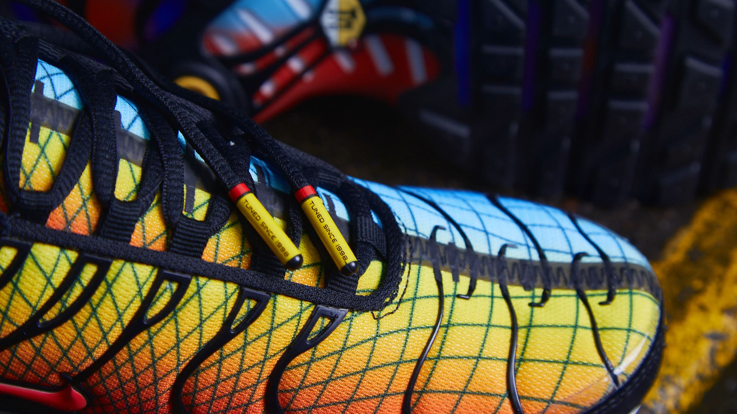 END. Features   Nike Air Max Plus (TN