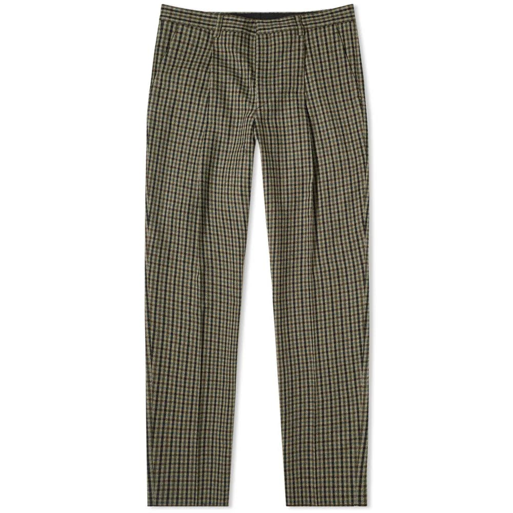 Acne Studios Boston V Check Pant