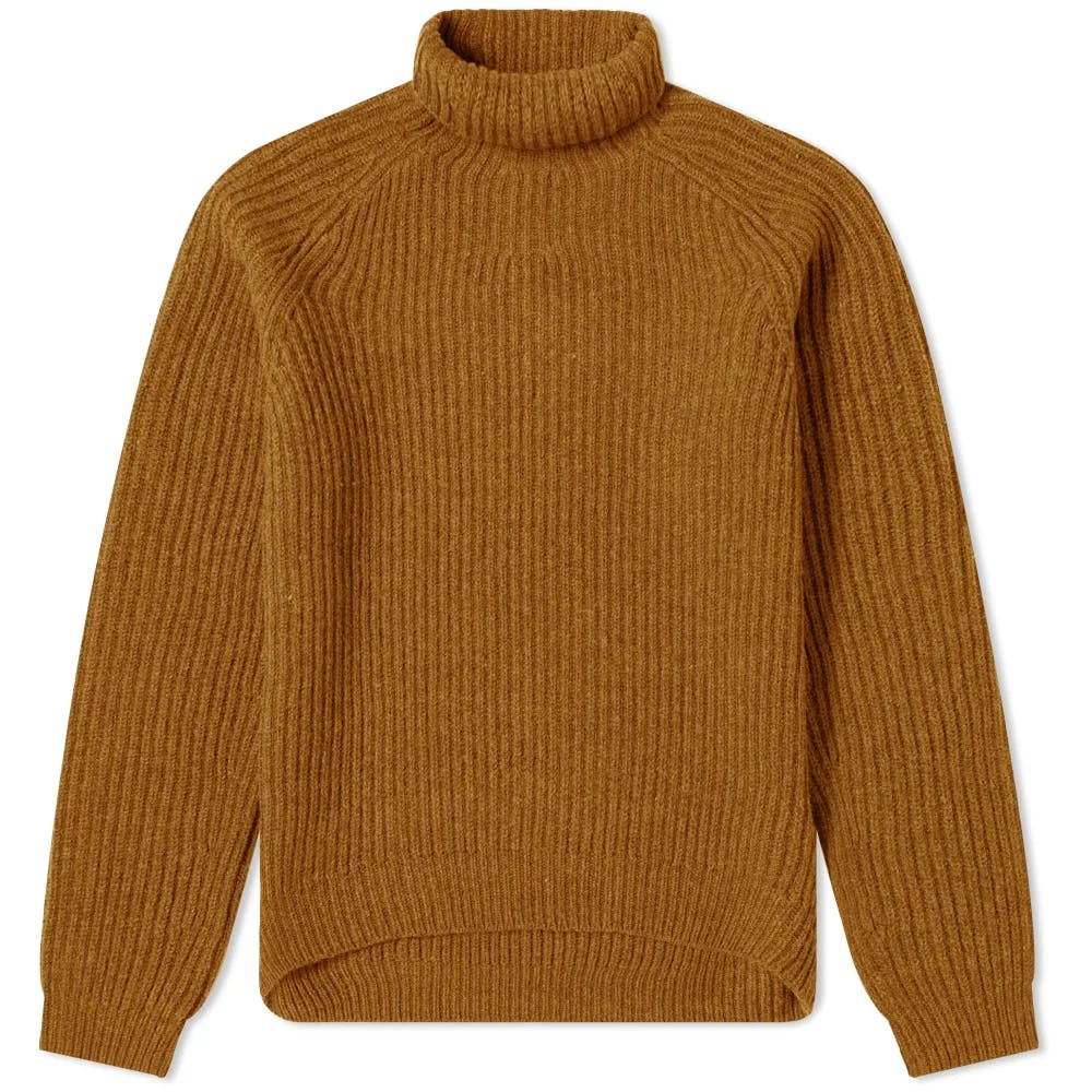Acne Studios Kally Sporty Wool Rib Knit