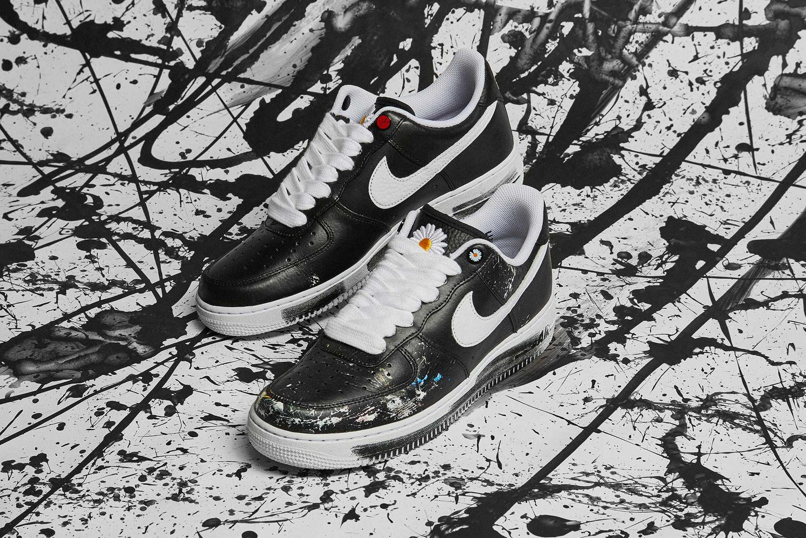 Peaceminusone x Nike Air Force 1 Low - aq3692-001