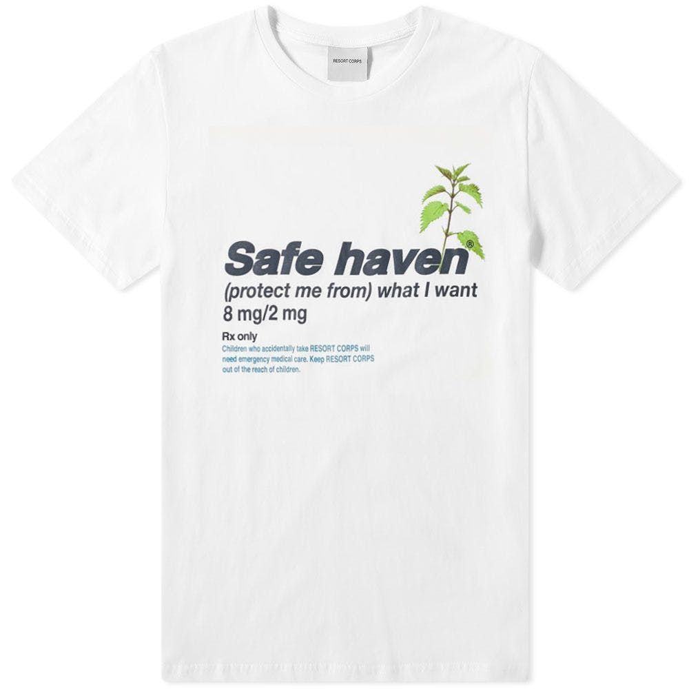 Safe Haven Tee