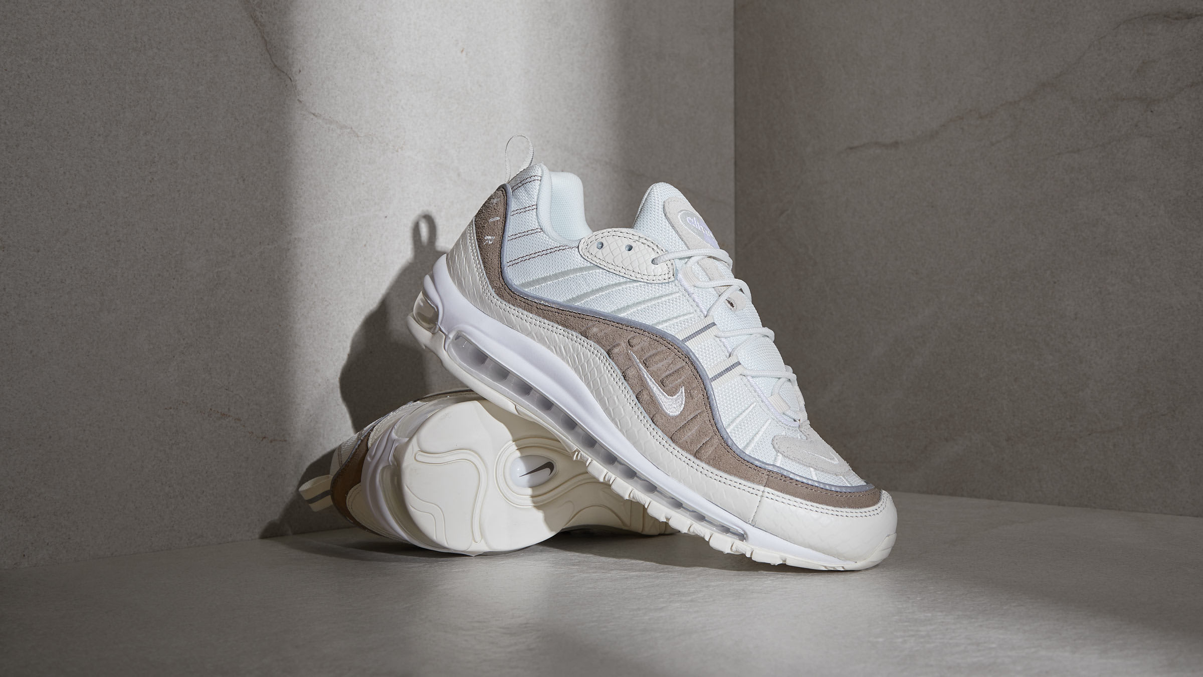END. Features   Nike Air Max 98 'Exotic Skins' Register