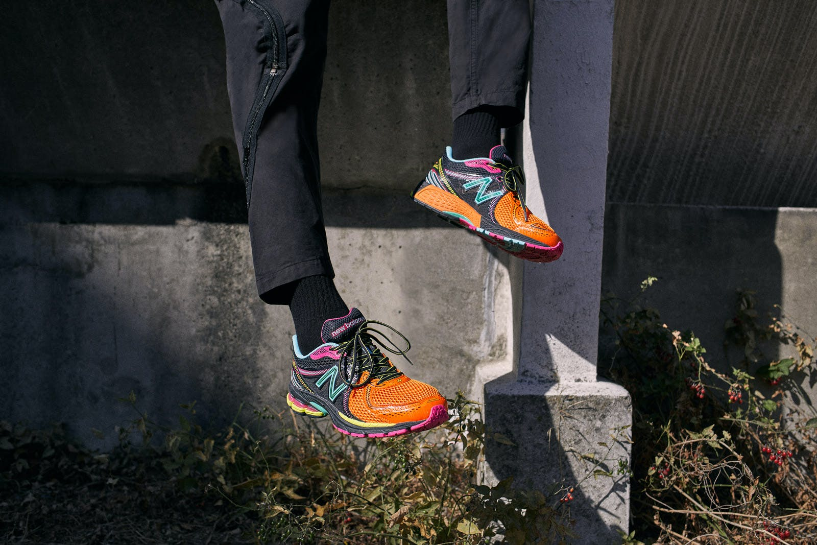 New Balance 860v2 END. Exclusive - ML860XF