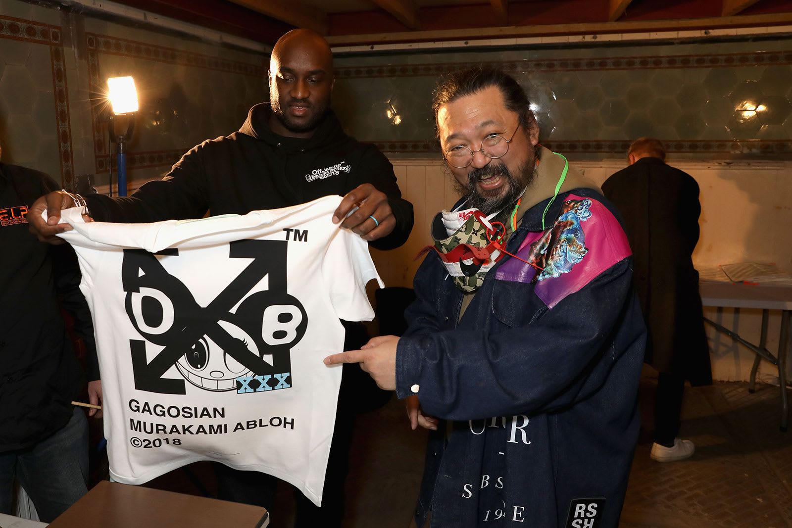 A Detailed Look at Virgil Abloh & Takashi Murakami's Limited