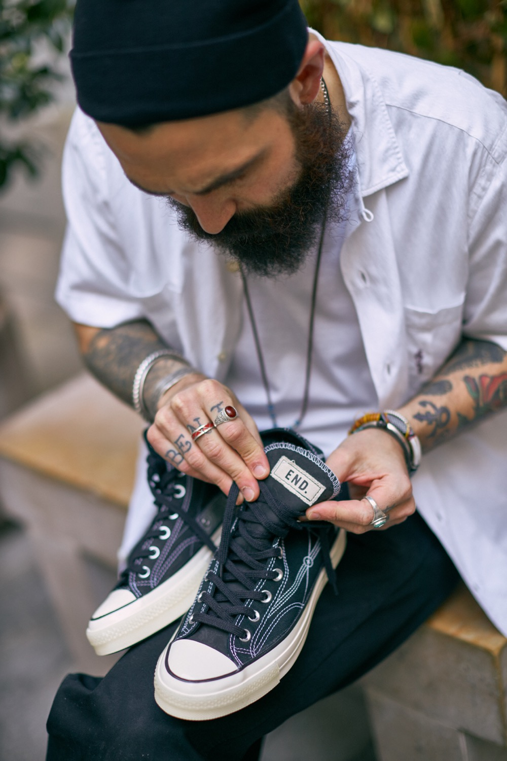 END. Features | Converse's Heritage of Storytelling with