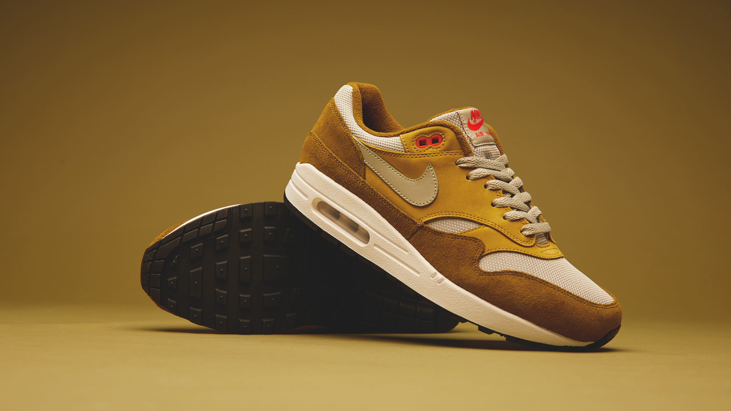 The Tasty Nike Air Max 1 Green Curry Is Now Available