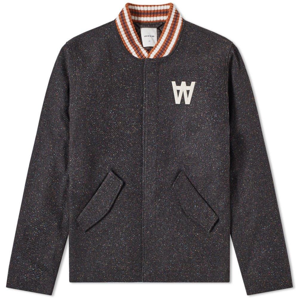 Anthony Wool Varsity Jacket