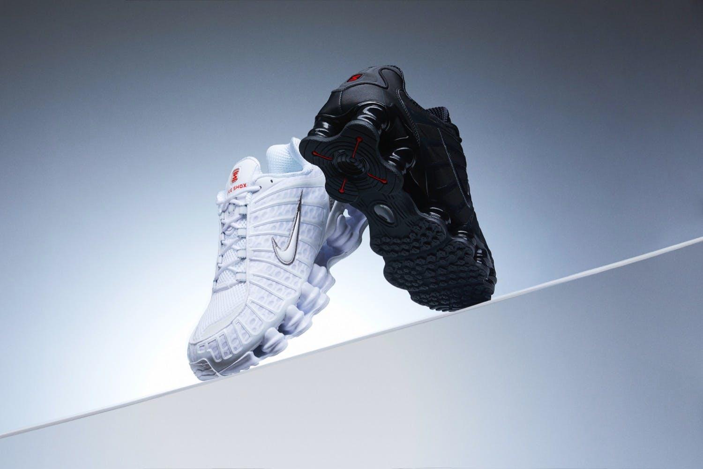 Nike Shox TL   AV3595-100   AV3595-002