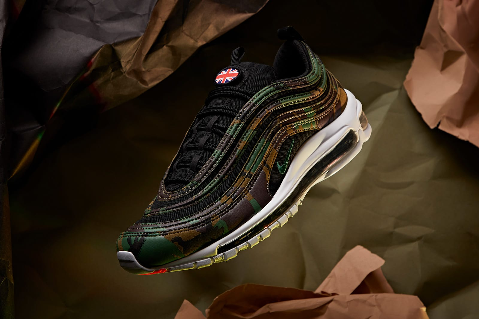 END. Features | Nike Country Camo Air Max 97 OG 'UK