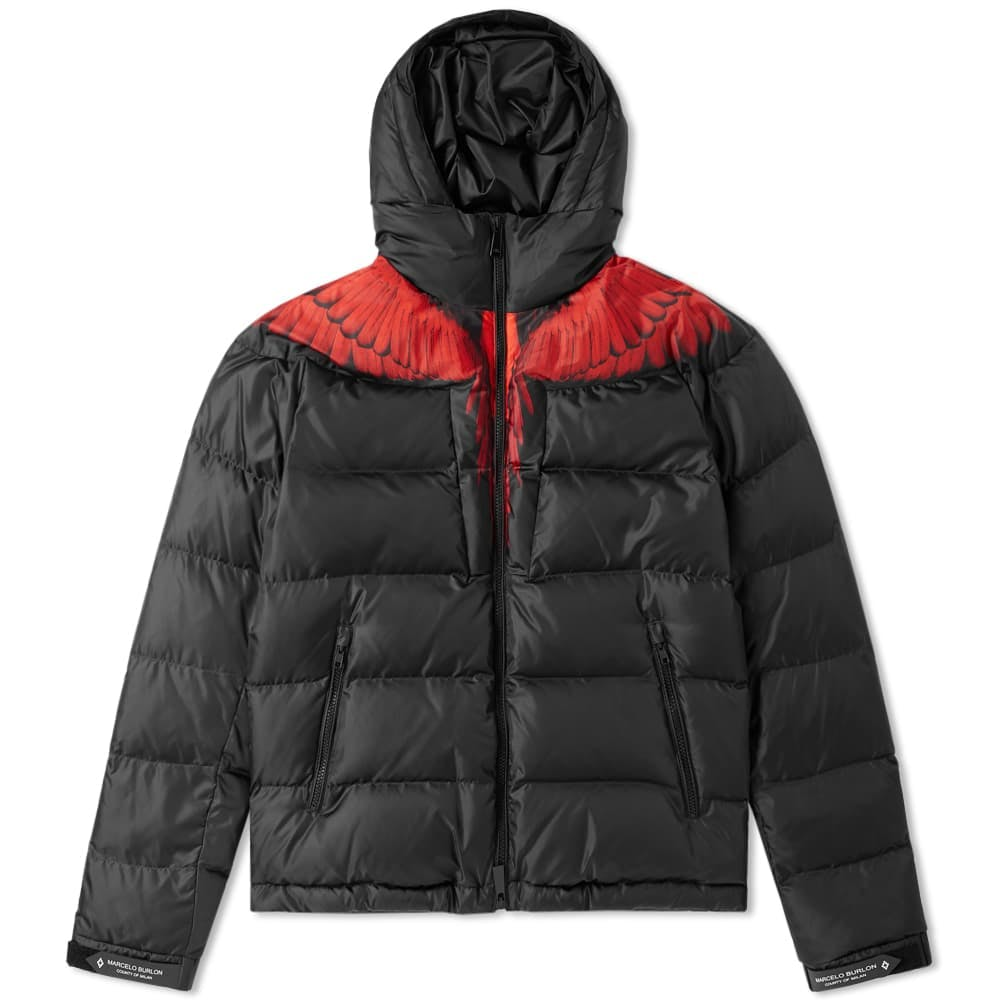 Wings Down Jacket