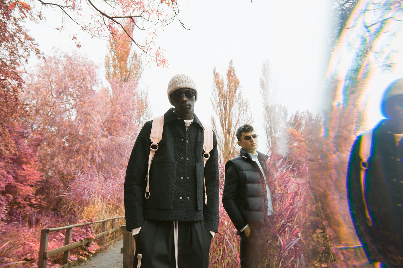 On A Trip END. AW19 Editorial .03 - Models wear Maison Margiela, Rick Owens, 1017 ALYX 9SM, Acne Studios