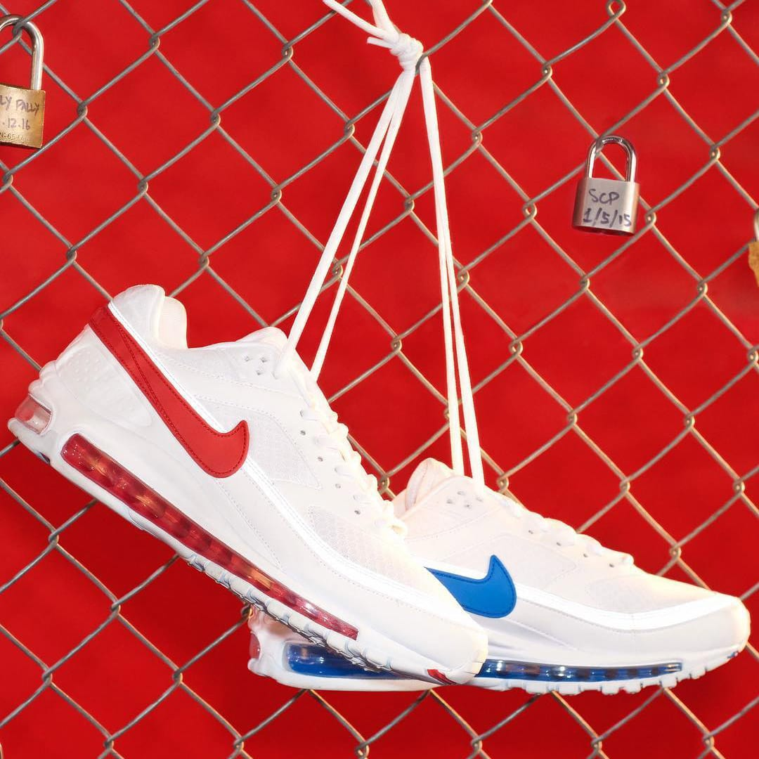 END. Features | Nike x Skepta Air Max 97BW Launching 19th May