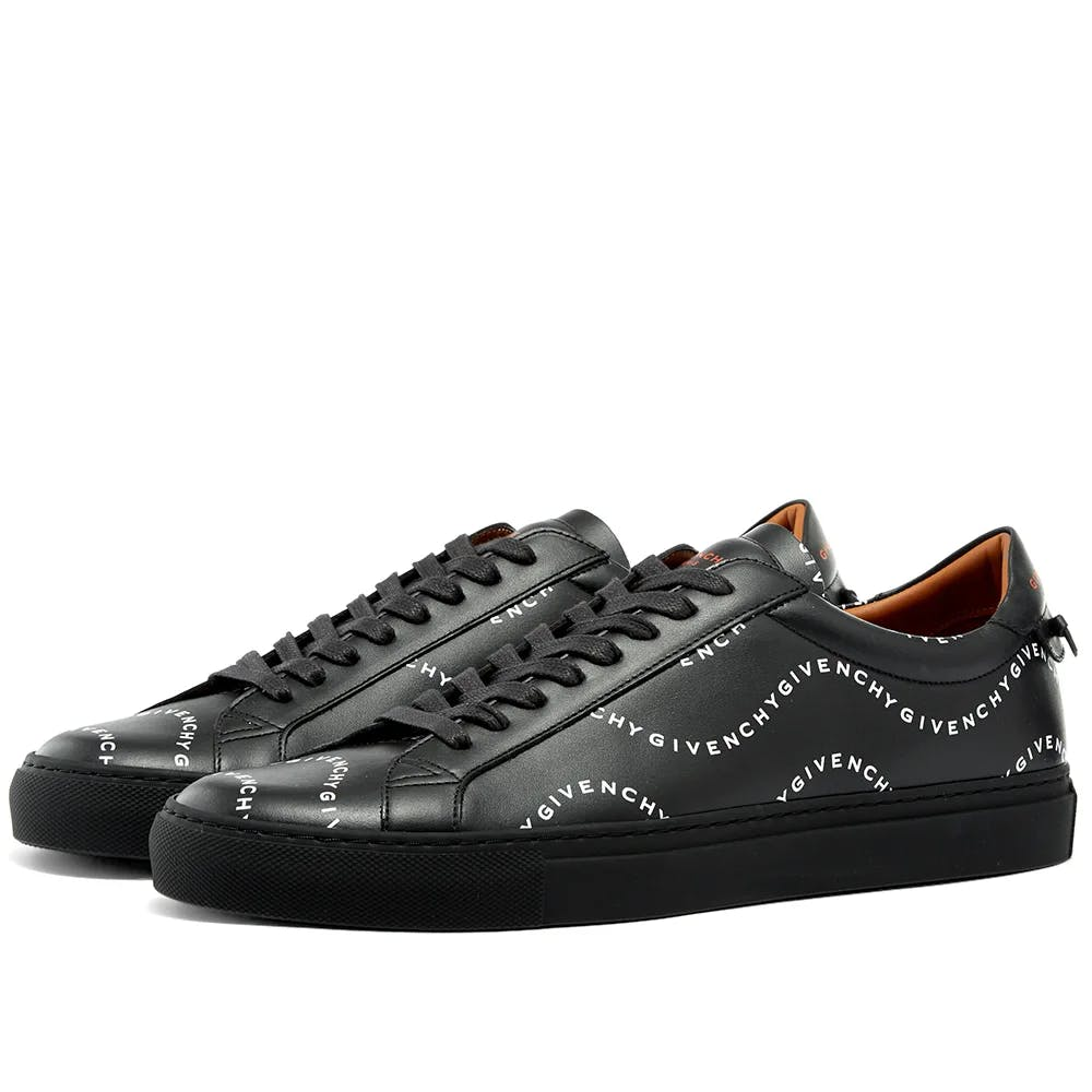 Givenchy Urban Street Low Wave Logo Sneakers