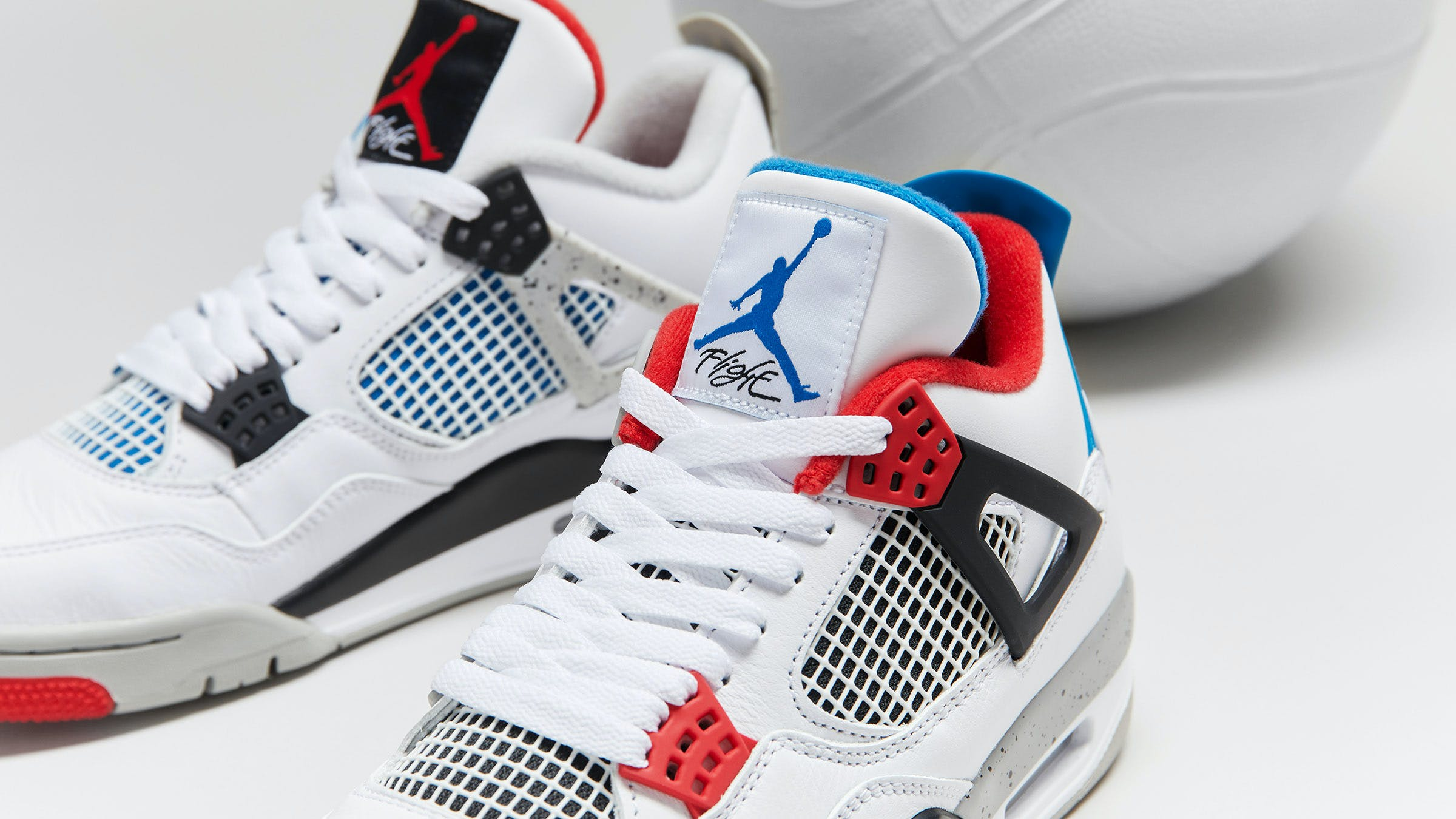 Nike Air Jordan 4 'What The 4' - CI1184-146