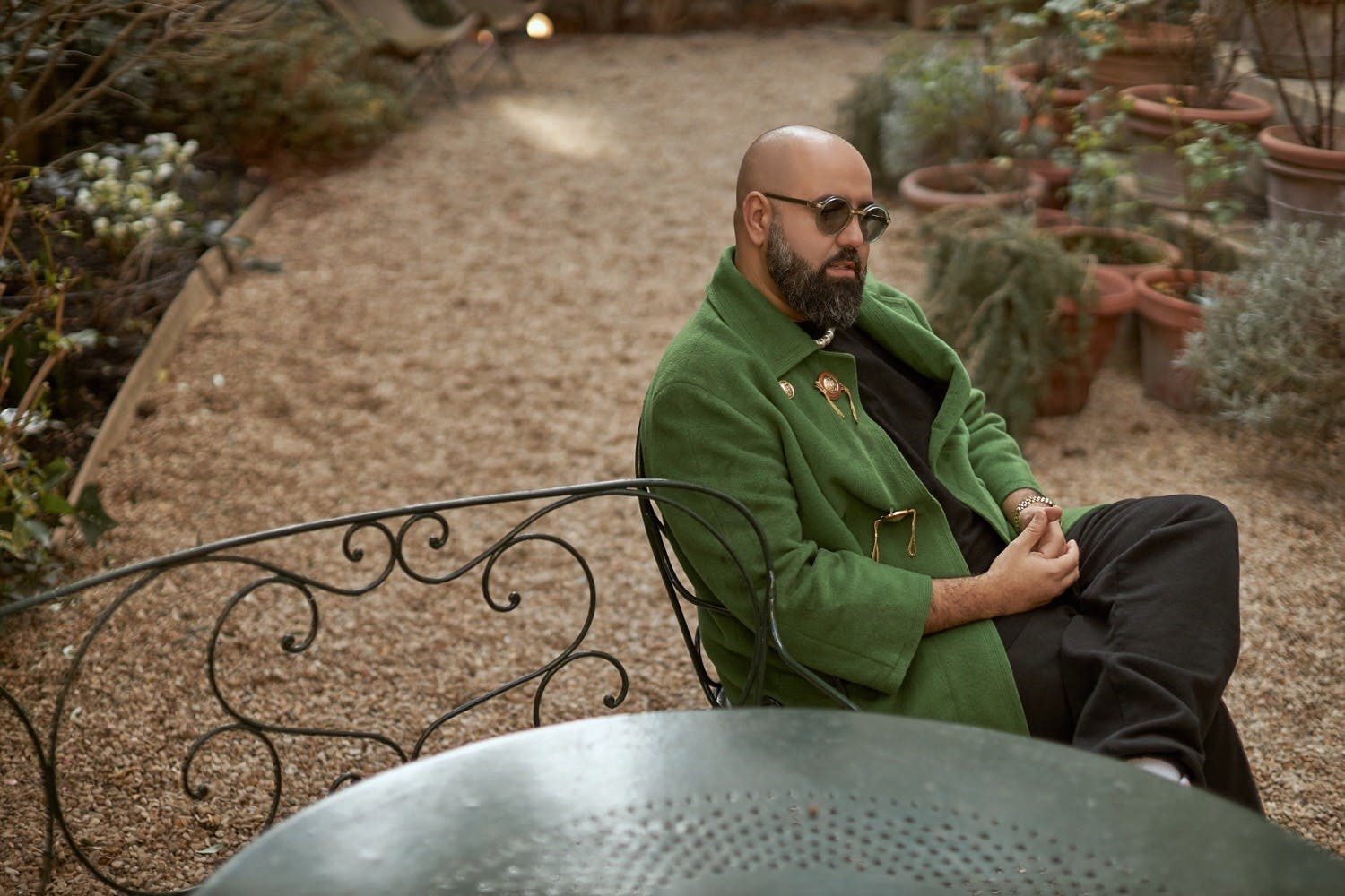 END. Features | The Luxury of Sincerity with Casablanca's Charaf Tajer