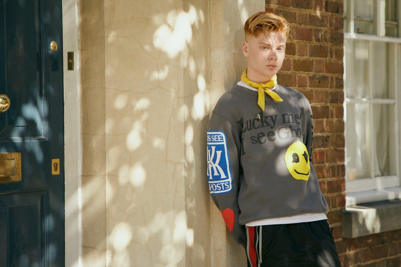 Leo Mandella @gullyguyleo shot in London for END.