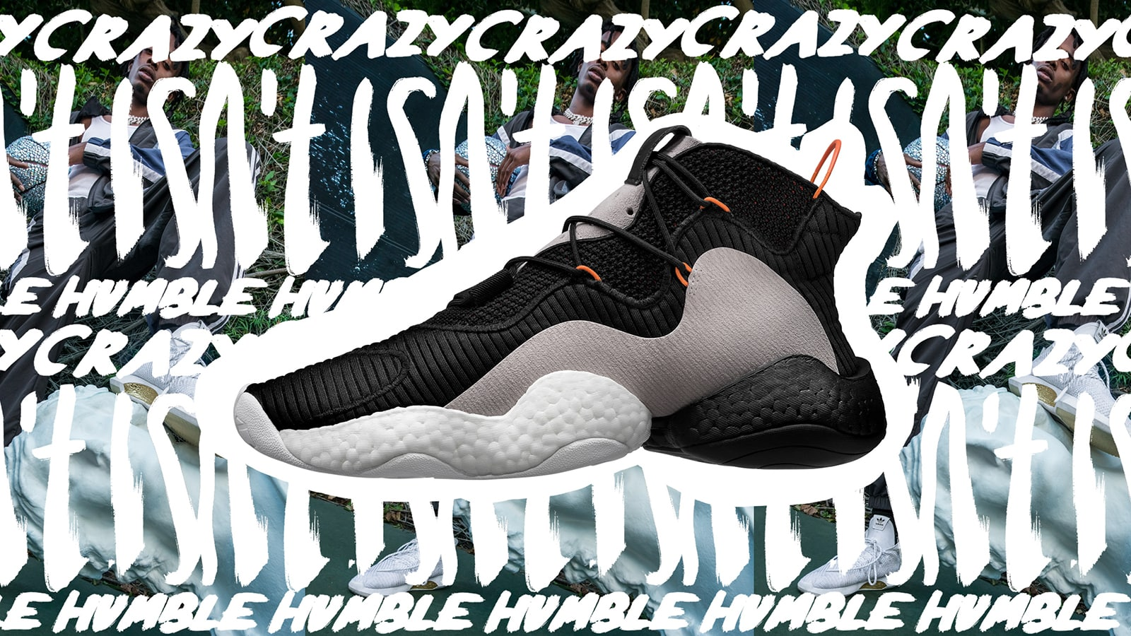 adidas Crazy BYW 'Carbon