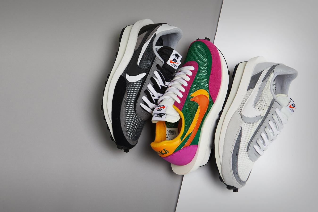 END. Features   Nike x Sacai LDWaffle