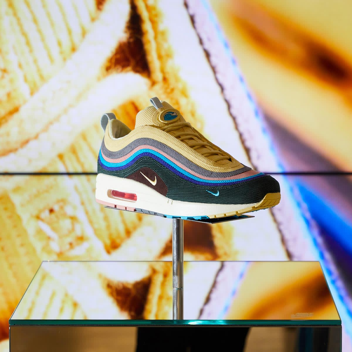 Sean Wotherspoon Nike Air Max 197 VF SW Air Max Day Sneaker