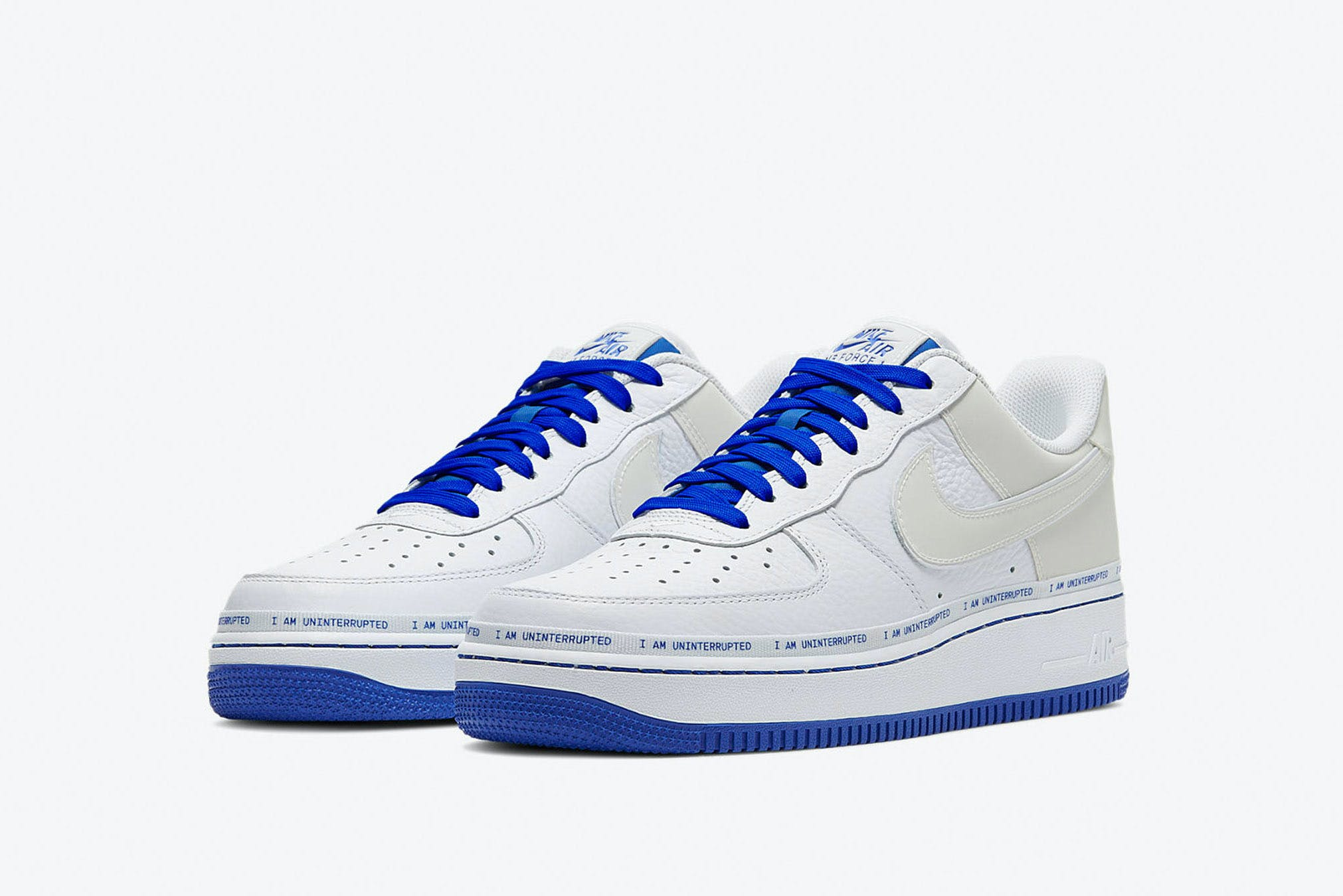 Nike x LeBron James Air Force 1 MTAA - CQ0494-100