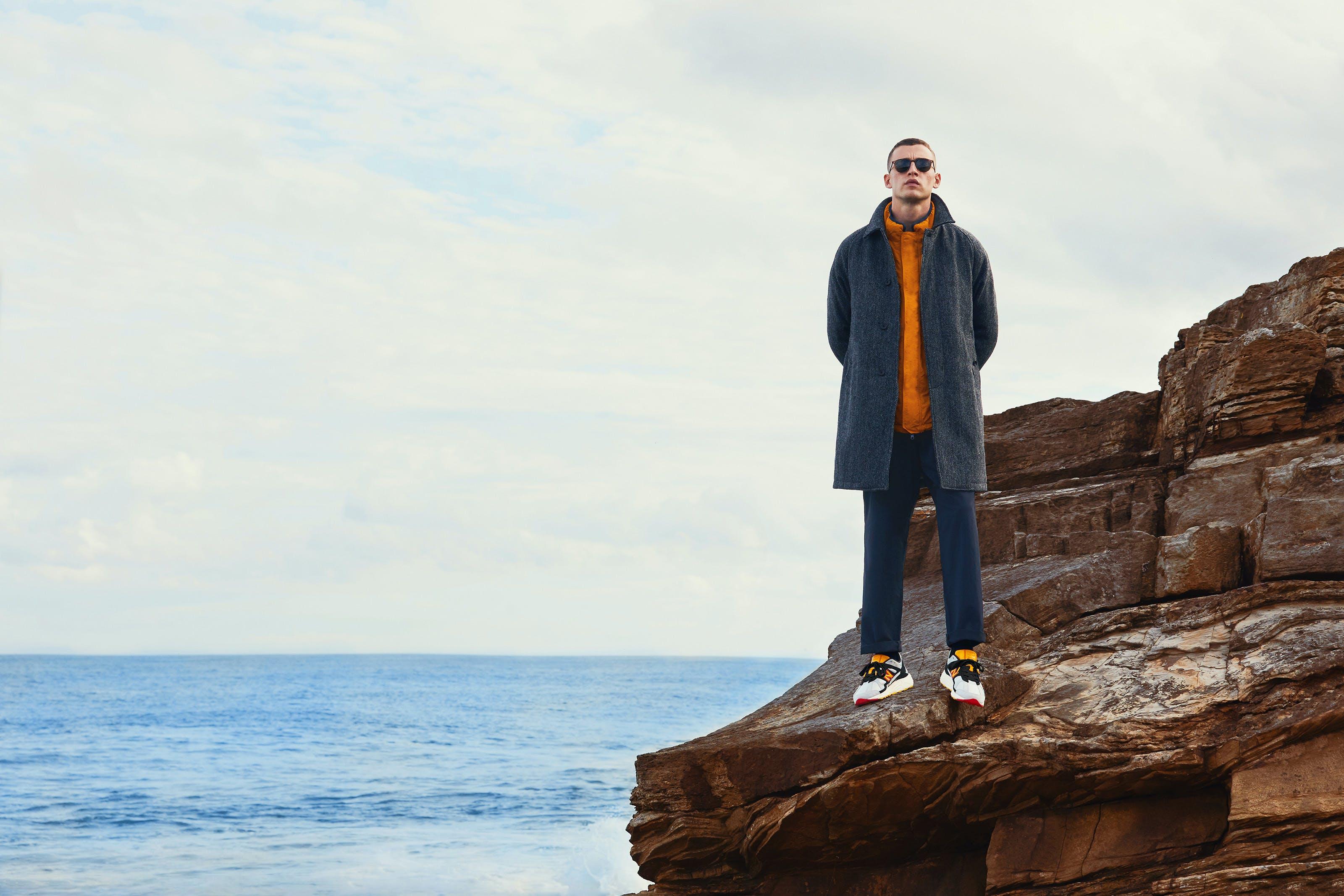 END. x New Balance 878 'Grey Gull' - CM878EN