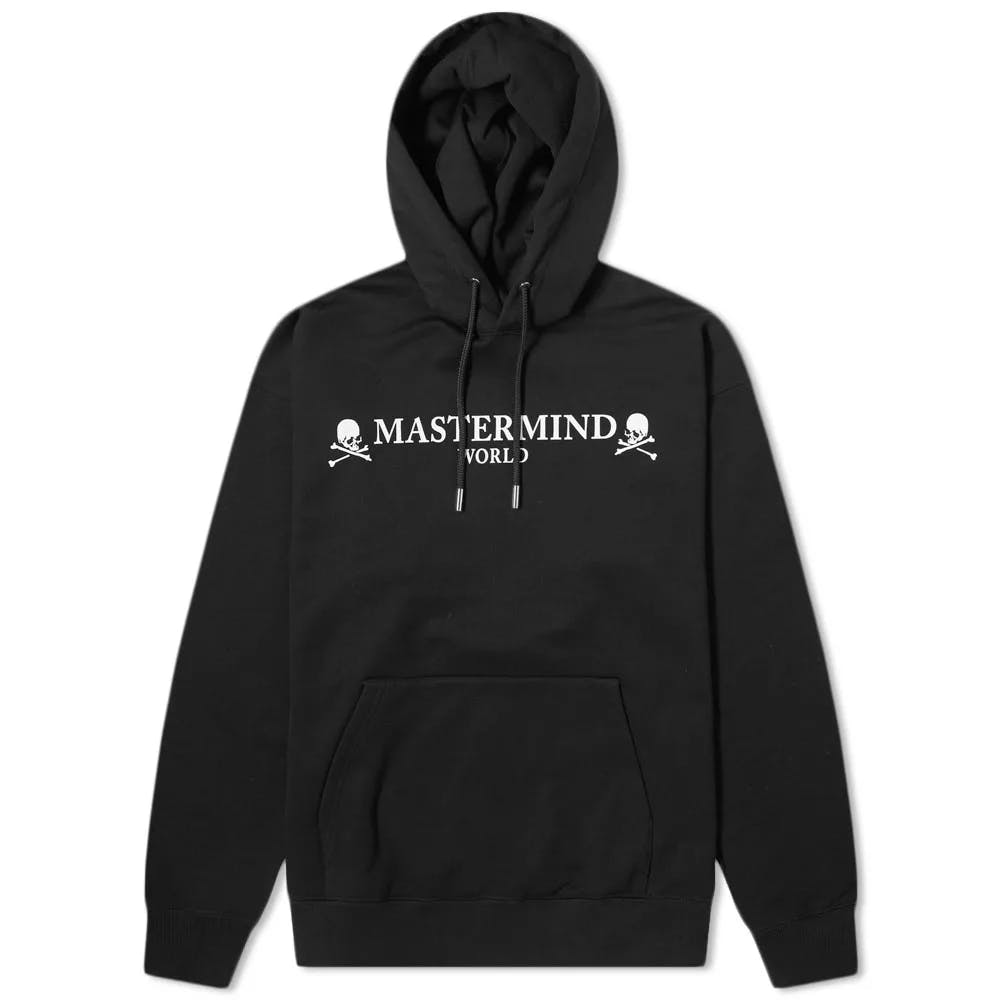 MASTERMIND WORLD Popover Skull Hoody