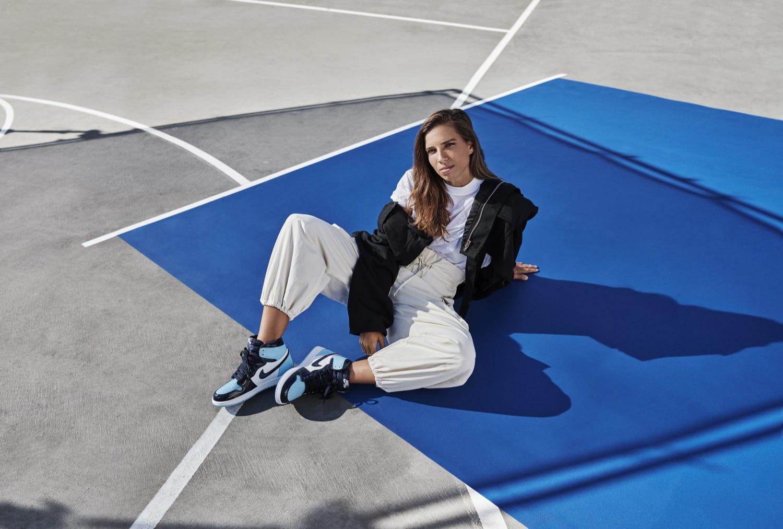 END. Features   Nike Air Jordan 1 Retro High OG W 'UNC ...