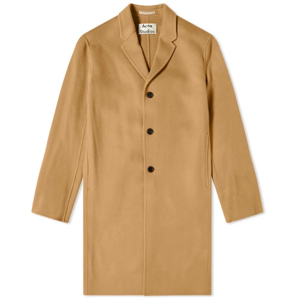 Acne Studios Chad Cashmere Long Coat