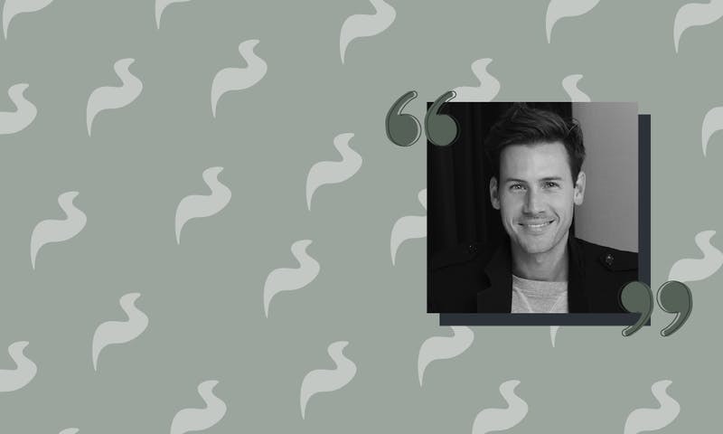 Endear's 20 Questions with Liam McKessar