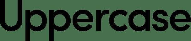Uppercase logo