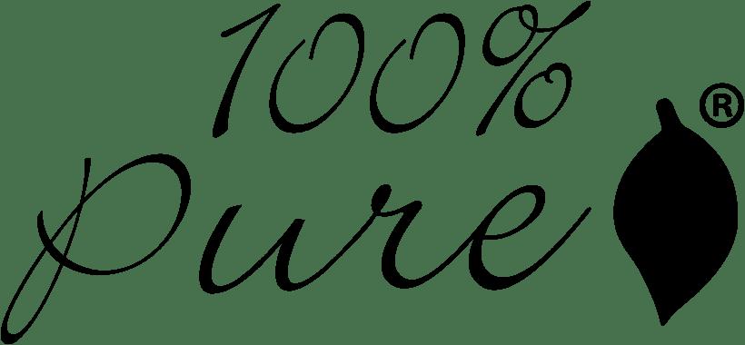 100% Pure Cosmetics logo