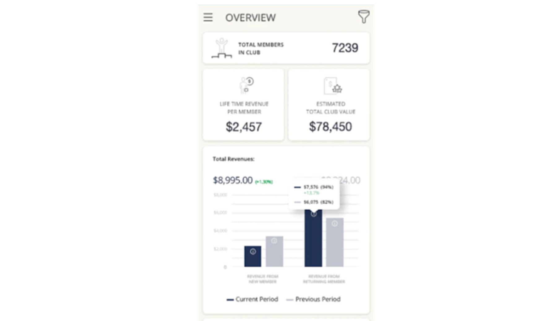 revenue overview