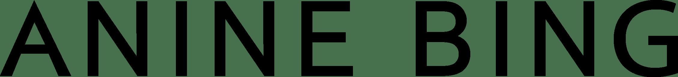 anine bing logo